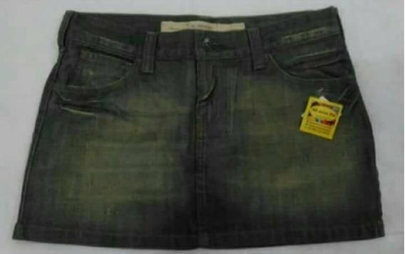 Saia Jeans M. Officer