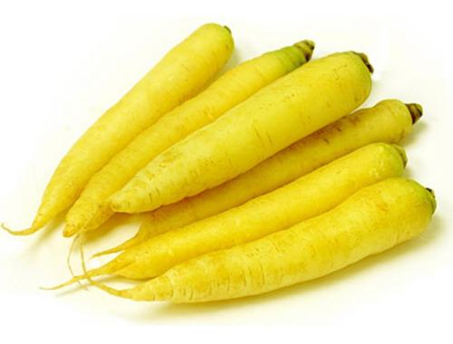 Imagem 1 de 8 de  40 Sementes De Cenoura Amarela Solar Yellow Crioula Rara