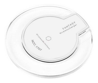 Carregador Sem Fio - Wireless Charger Fantasy Qi Standard