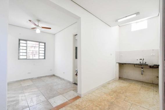 Apartamento Para Aluguel - Santo Amaro, 1 Quarto, 41 - 893087561