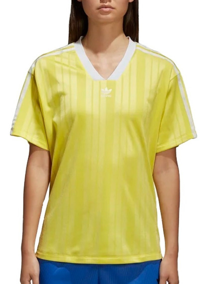 Playera Atletica Fashion League Mujer adidas Ce5504