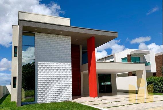 Casa Com 4 Dormitórios À Venda, 280 M² Por R$ 1.050.000,00 - Petrópolis - Maceió/al - Ca0319