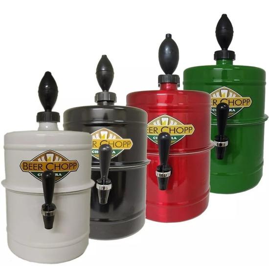 Chopera Dispenser Cerveza Manual C/ Canilla