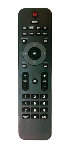 Imagen 1 de 1 de Control Remoto Para Philips Lcd Tv 32pfl5203 Pfl3605 Y Mas