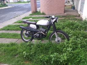 Carabela Islo 125cc. Clásica Proyecto De Restauración.
