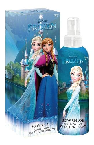 Imagen 1 de 4 de Body Splash Disney Frozen 200 Ml