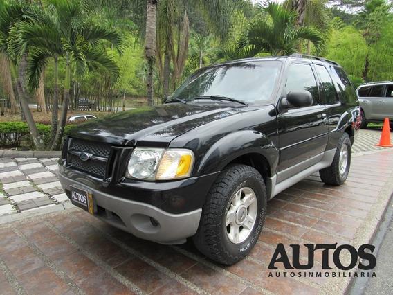Ford Explorer Xlt Sport Mt Gas Gasolina 4x4 Cc4000