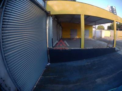 Terreno Com Galpão E Escritório Para Locação, Centro, Suzano. - Te0125