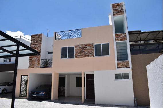 Hermosa Casa En Momoxpan