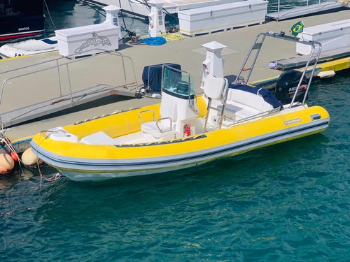 Flexboat Sr 550 115hp Mercury 362hrs