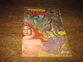 Terror Negro Nº 117 Junho/1958 La Selva Original