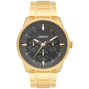 Relógio Orient Masculino Multi-função Mgssm026g1kx