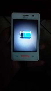 Celular Lg-e425f C/ Bateria C/defeito