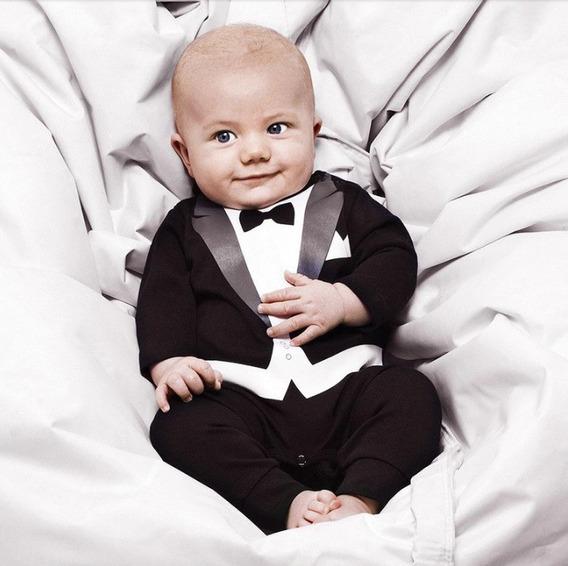 Conjunto O Poderoso Chefinho Terninho Bebê Para Casamentos Batizados Festas Aniversários