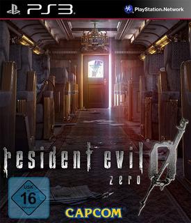 Resident Evil Zero 0 Ps3 - Play Mexico