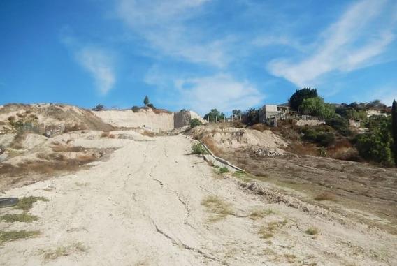 Se Vende Terreno En Carretera Libre A Rosarito (en El Area D