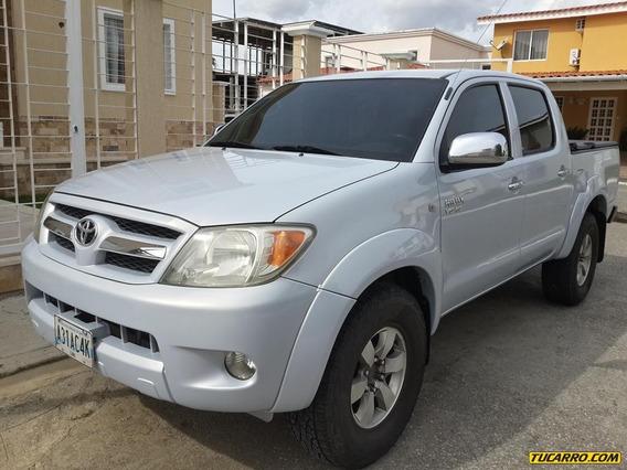Toyota Hilux Kavak Automático 4x4