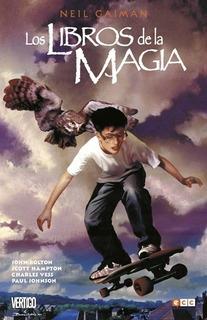 Los Libros De La Magia - Neil Gaiman