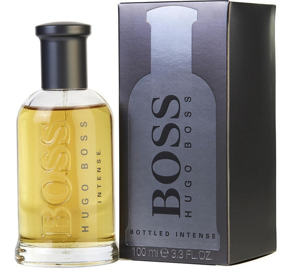 Perfumes Hugo Boss Bottled Intense 100ml Original