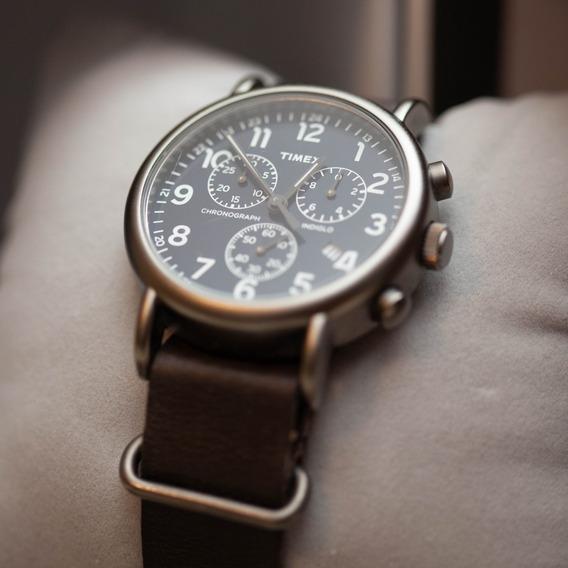 Relógio Timex Weekender Chronograph