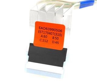 Lg 49lj5100-uc Main Board To T-con Board Lvds Cable Ead63990