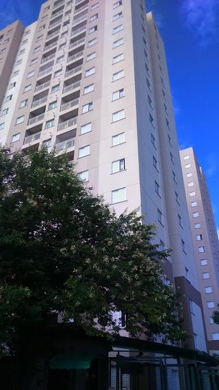 Apartamento 2 Dor. No Condomínio Rossi Mais Clube Itaim