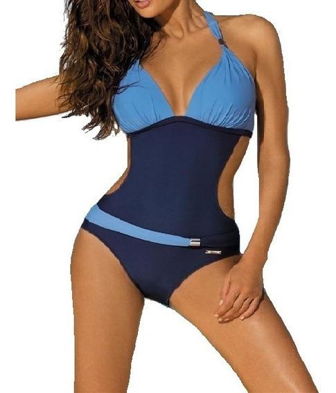 Mujer Hermoso Sensual Traje De Baño Bikini. A