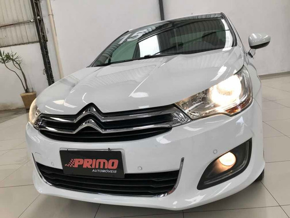 Citroën C4 2015 1.6 Thp Exclusive C/teto Flex Aut. 4p