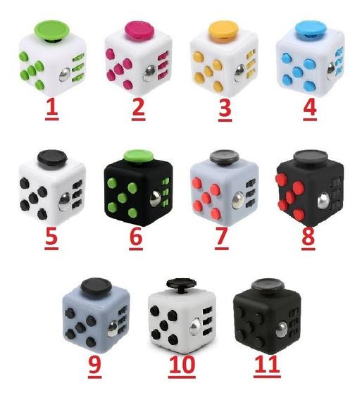 Fidget Cube Cubo Antiestres Mejor Acabado Y Precio Nuevo