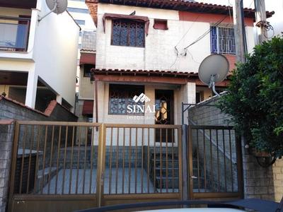 Casa Duplex Com3 Quartos Em Vista Alegre [v44] - V44