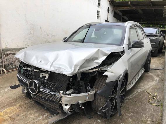 Mercedes-benz Classe Glc 43 Amg Ano 2017 Blindada