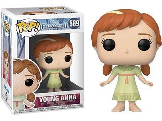 Funko Pop Disney Frozen 2 Young Anna (589)