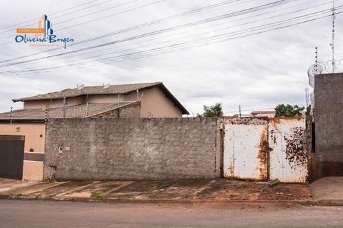 Imagem 1 de 5 de Terreno À Venda, 372 M² Por R$ 285.000,00 - Setor Sul Jamil Miguel - Anápolis/go - Te0330