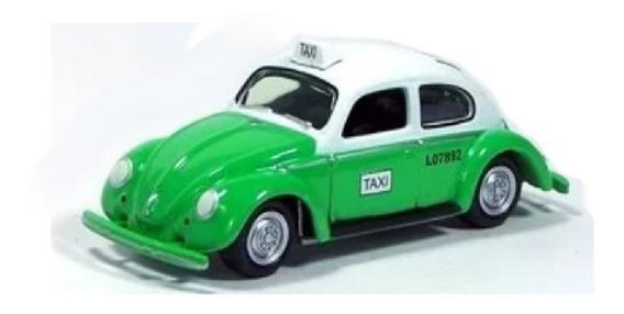 Johnny Lightning Vw Escarabajo Taxi Ruedas Goma Solo Envios