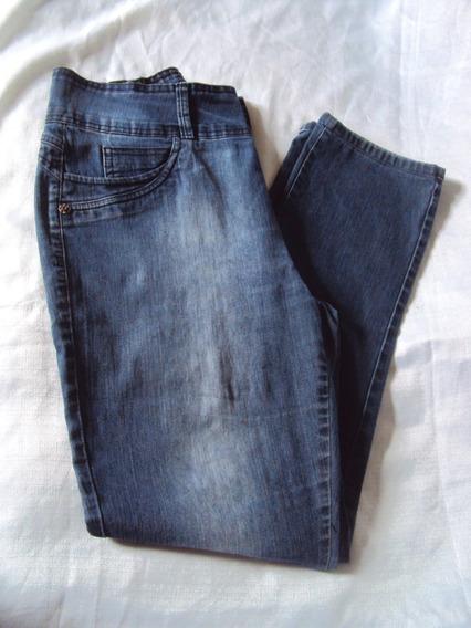 Calça Jeans Feminina 42 Sahr =r