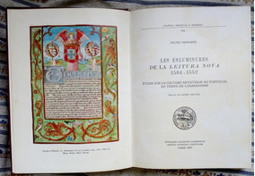 Iluminuras Portuguesas Sec. Xvi Leitura Nova Sylvie Deswarte