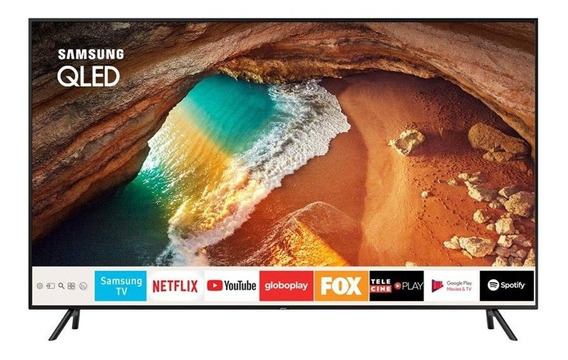 Smart Tv Qled 65 Polegadas Samsung 65q60 Ultra Hd 4k