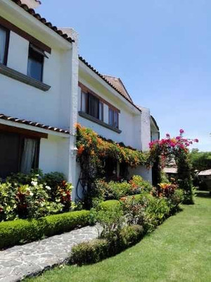 Casa En Condominio En Vista Hermosa / Cuernavaca - Ber1-632-cd