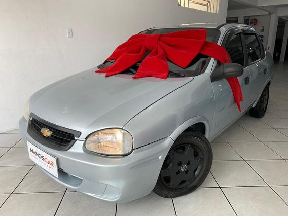 Chevrolet Corsa 1.0 Mpfi Classic Sedan Spirit 8v Flex 4p