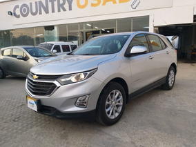 Chevrolet Equinox 2018 Color Plata