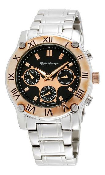 Reloj English Laundry Black El7602s236-298