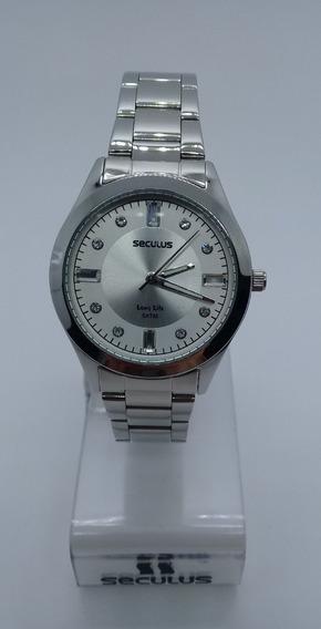 Relógio Seculus Feminino 20349losvna2