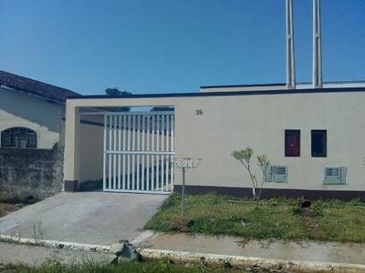 Casa Em Itanhaém Lado Praia Com 180m² 2 Quartos Ref 4462