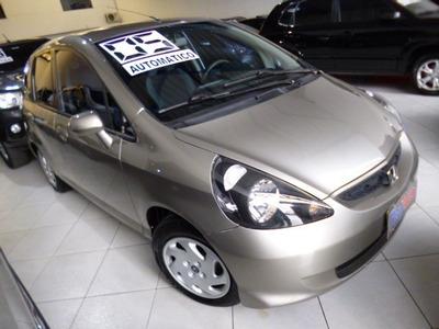 Fit 1.4 Aut Lxl 2005 Cinza