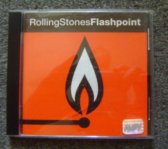 Cd Rolling Stones Flash Point Live
