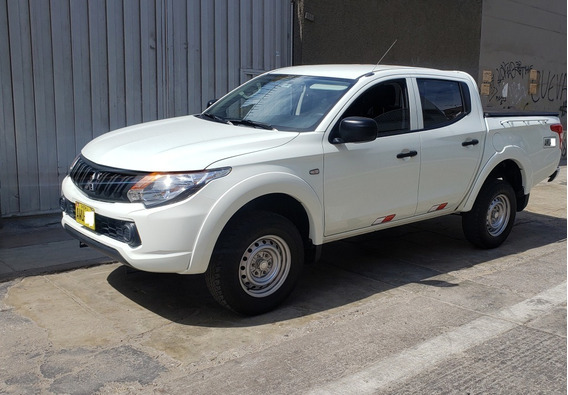 Vendo Camioneta Mitsubishi L200 2019 Motor Ok Facturado