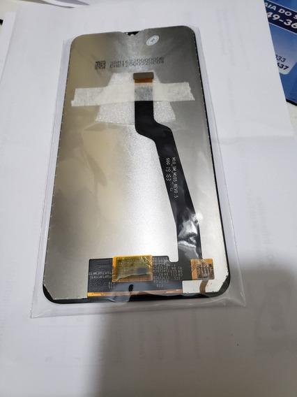 Display Samsung A10 A105 Preto