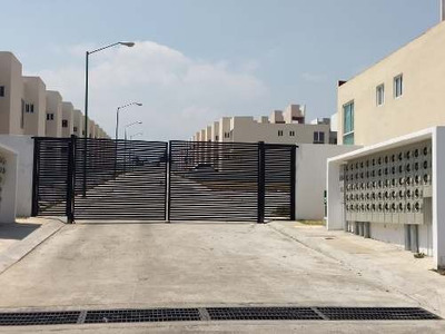 Casa Nueva En Privada Adquiere Con Infonavit, Bancarios
