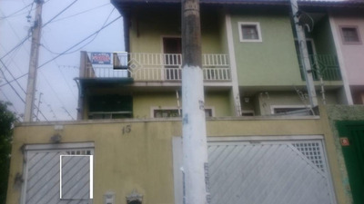 Sobrado Com 3 Dormitórios À Venda, 120 M² Por R$ 600.000 - Vila Taquari - São Paulo/sp - So14559