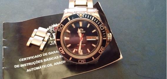 Relógio Orient Automático Modelo Scuba Diver